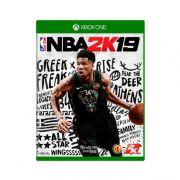 Pré Venda NBA 2K19 - Xbox One