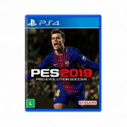 Pré Venda PES Pro Evolution Soccer 2019 - PS4