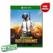 Pré Venda PUBG Playerunknows Battlegrounds - XONE