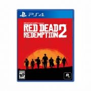 Pré Venda Red Dead Redemption 2 - PS4