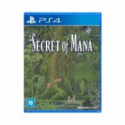 Pré Venda Secret of Mana - PS4
