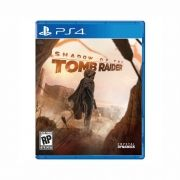 Pré Venda Shadow of Tomb Raider - PS4