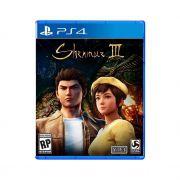 Pré Venda Shenmue 3 - PS4