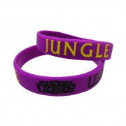 Pulseira Jungle - League Of Legends LOL - Silicone