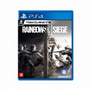 Rainbow Six Siege - PS4