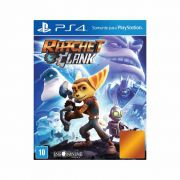 Ratchet and Clank - PS4 OEM