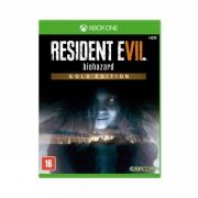 Resident Evil 7 Gold Edition - XBOX ONE