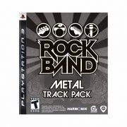 Rock Band Metal Track Pack - PS3