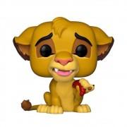 POP! Funko - Simba 496 - O Rei Leão