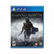 Sombras de Mordor - PS4