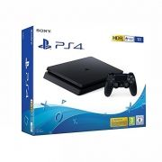 Sony PlayStation 4 - 1TB - Jet Black