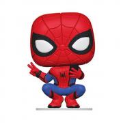 POP! Funko - Spider-Man Hero Suit 468 - Spider-Man Far From Home