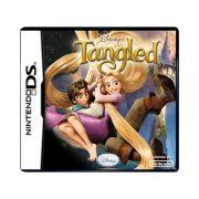 Jogo Tangled Enrolados - DS