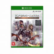 Terra Média - Sombras da Guerra - Edição Definitiva - Xbox One