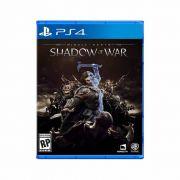 Terra Média - Sombras da Guerra - PS4