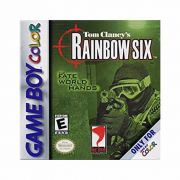 Tom Clancys Rainbow Six - Game Boy