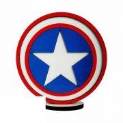 Totem Decorativo MDF Capitão América