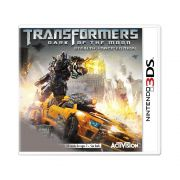 Jogo Transformers Dark of the Moon - 3DS - EUROPEU
