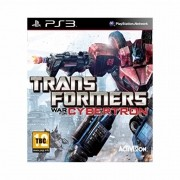 Transformers War for Cybertron - PS3