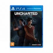 Uncharted Lost Legacy - PS4