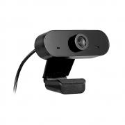 Webcam 720P USB Com Microfone Embutido