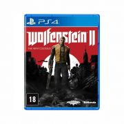 Wolfestein 2 The New Colossus - PS4