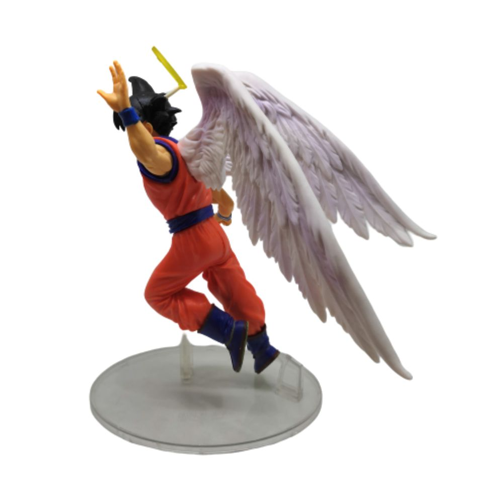 Figure Goku Anjo - Dragon Ball Z DBZ - 18CM