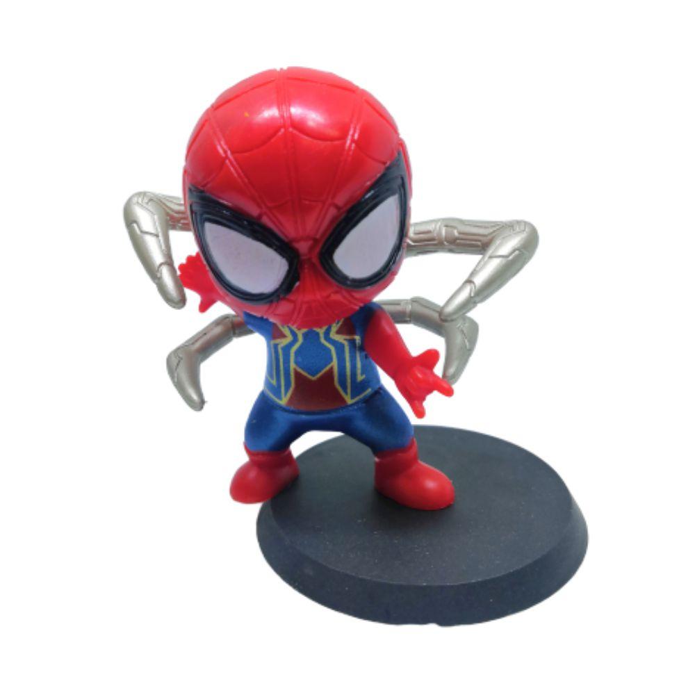 Figure Aranha de Ferro - Vingadores Marvel - 7CM