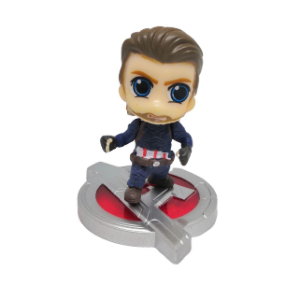 Figure Capitão América - Vingadores Marvel - 4CM