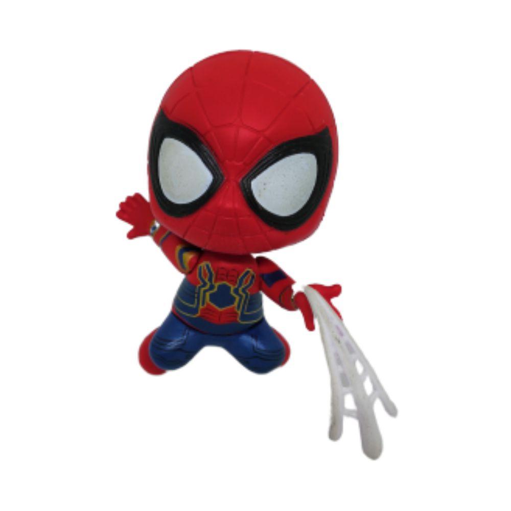 Figure Com Imã Homem Aranha - Marvel - 9CM