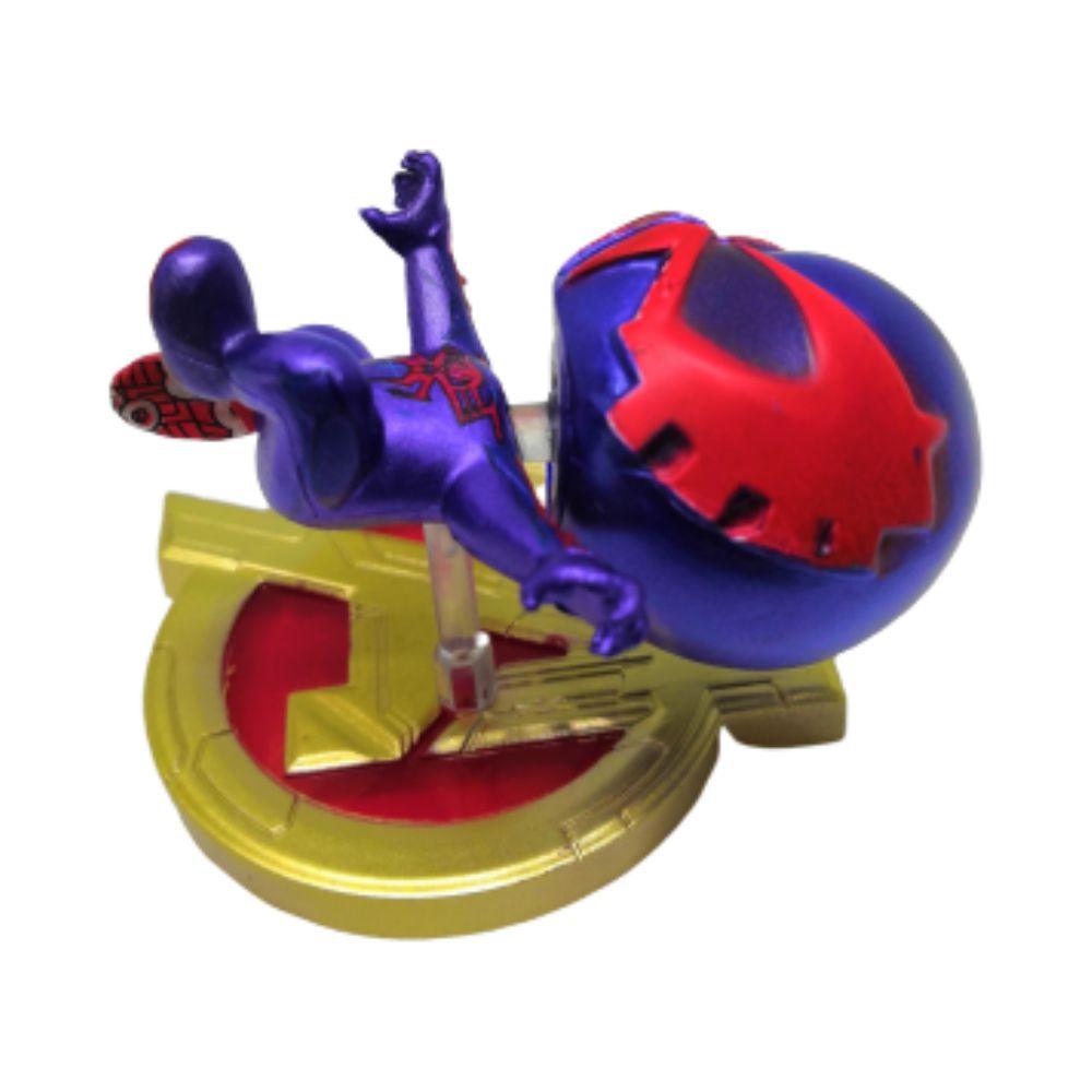 Figure Homem Aranha - Marvel Vingadores - 4CM