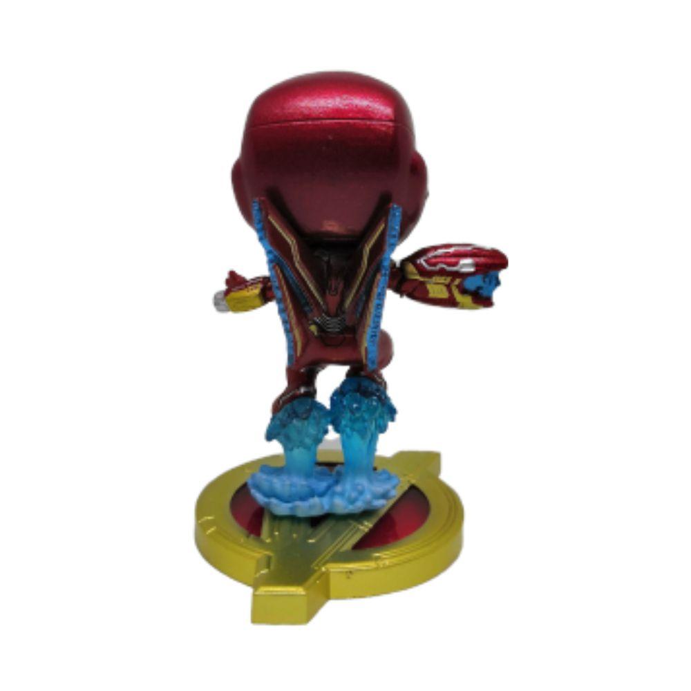 Figure Homem de Ferro - Vingadores Marvel - 4CM