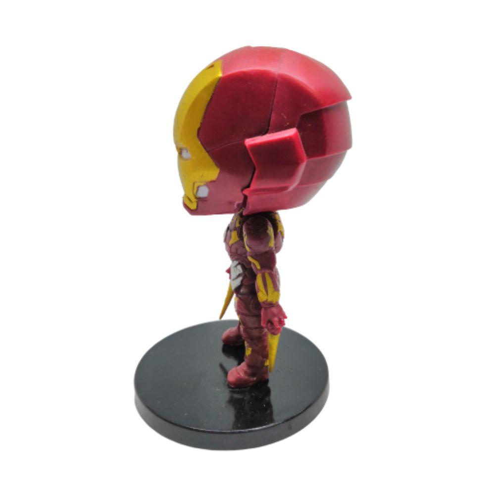 Figure Homem de Ferro - Vingadores - 9CM