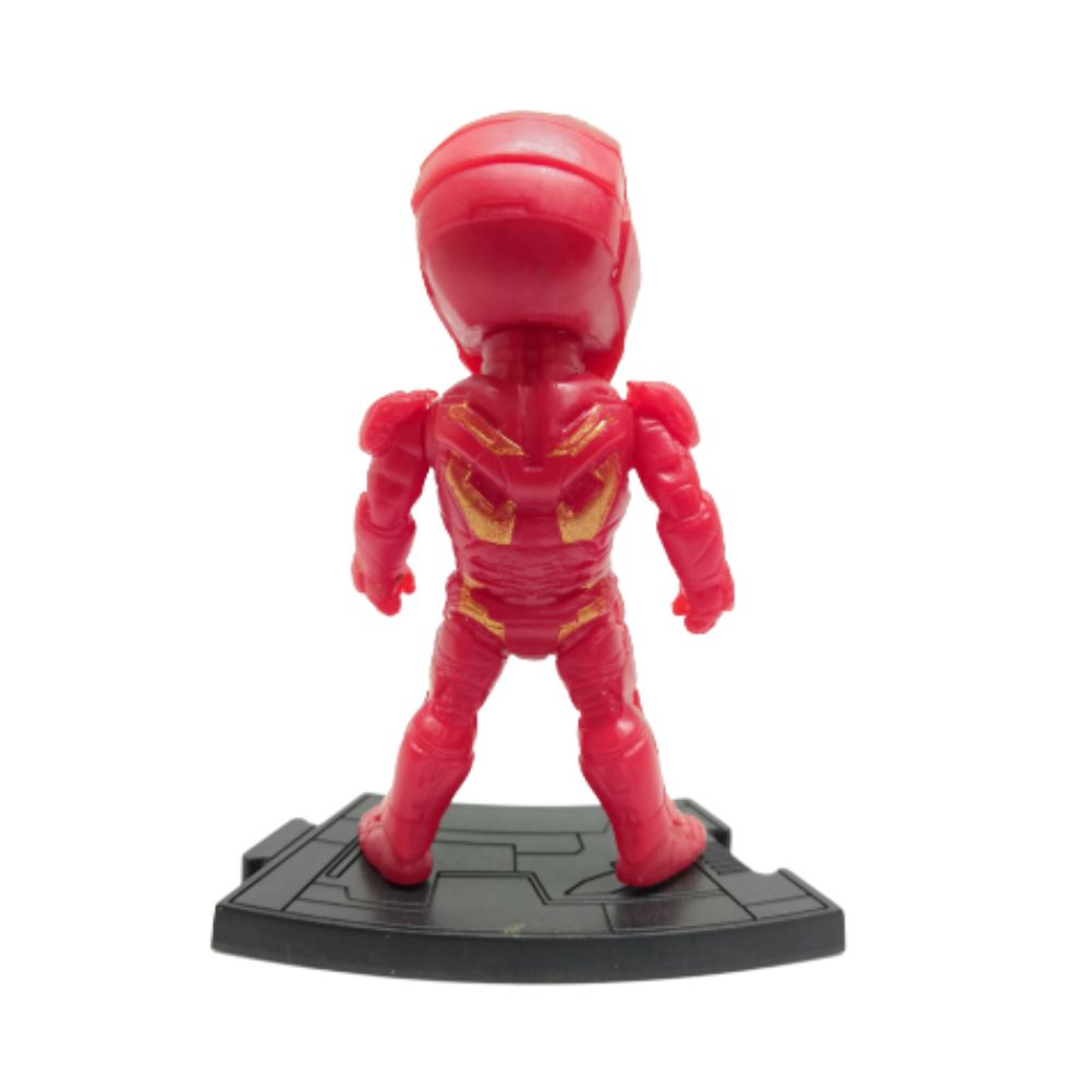 Figure Homem de Ferro - Marvel Vingadores - 9CM