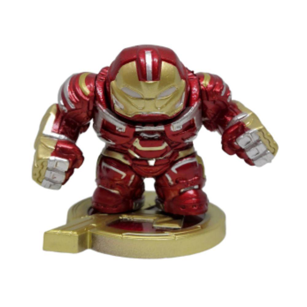 Figure Hulkbuster - Vingadores Marvel - 4CM