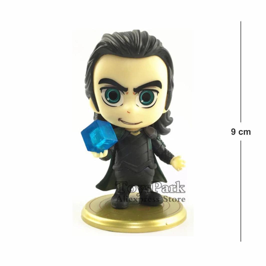 Action Figure Avengers Loki 9CM
