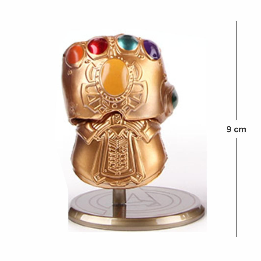 Action Figure Avengers Manopla do Infinito 9CM