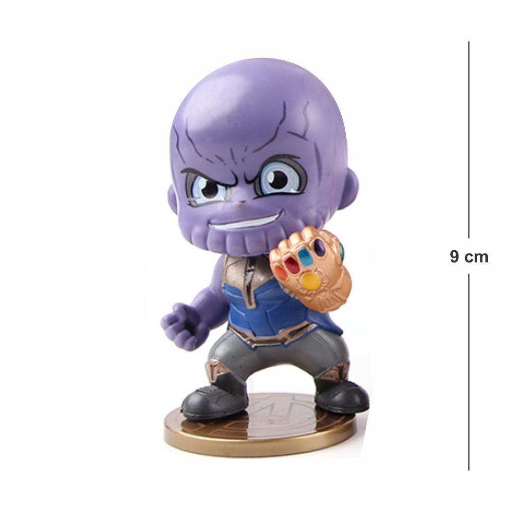 Action Figure Avengers Thanos 9CM