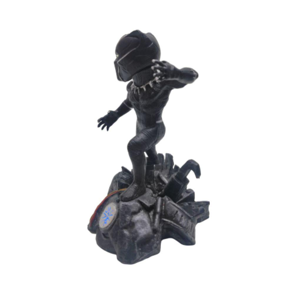 Figure Pantera Negra - Vingadores - 8CM