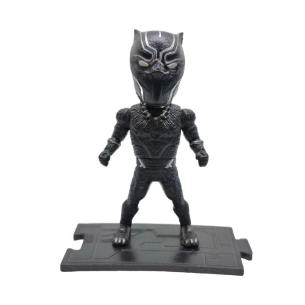 Action Figure Avengers Pantera Negra 9CM