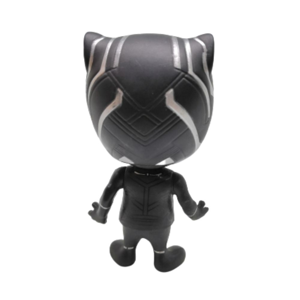 Figure Com Imã Pantera Negra - Marvel - 9CM