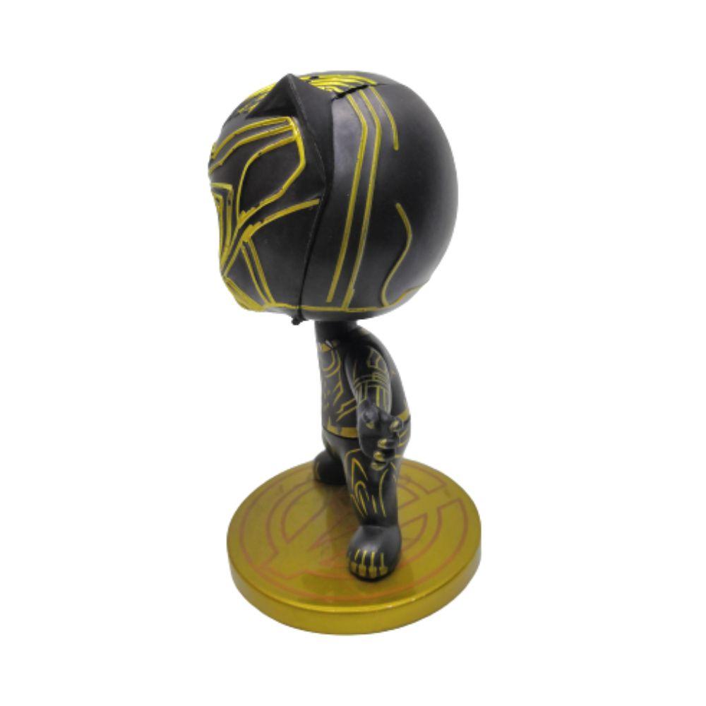 Figure Killmonger - Pantera Negra Marvel - 9CM