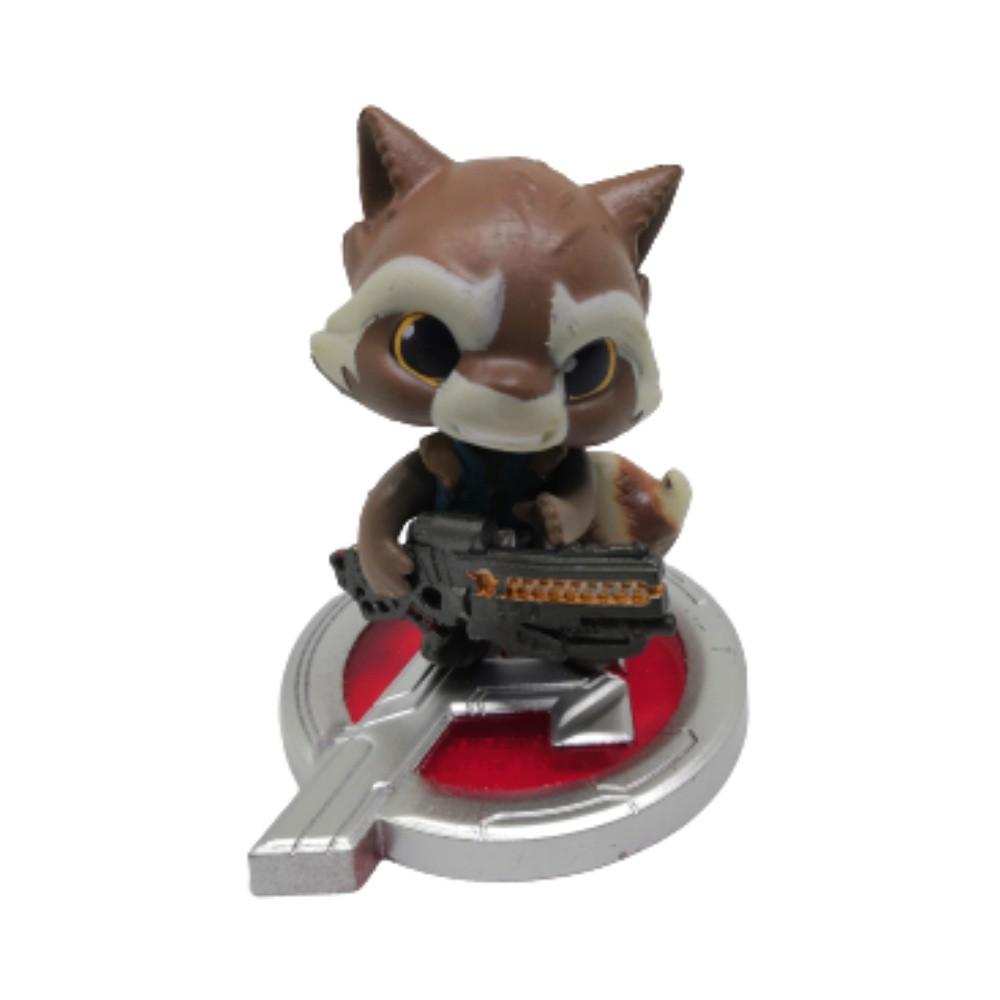 Figure Rocket Raccoon - Vingadores Marvel - 4CM
