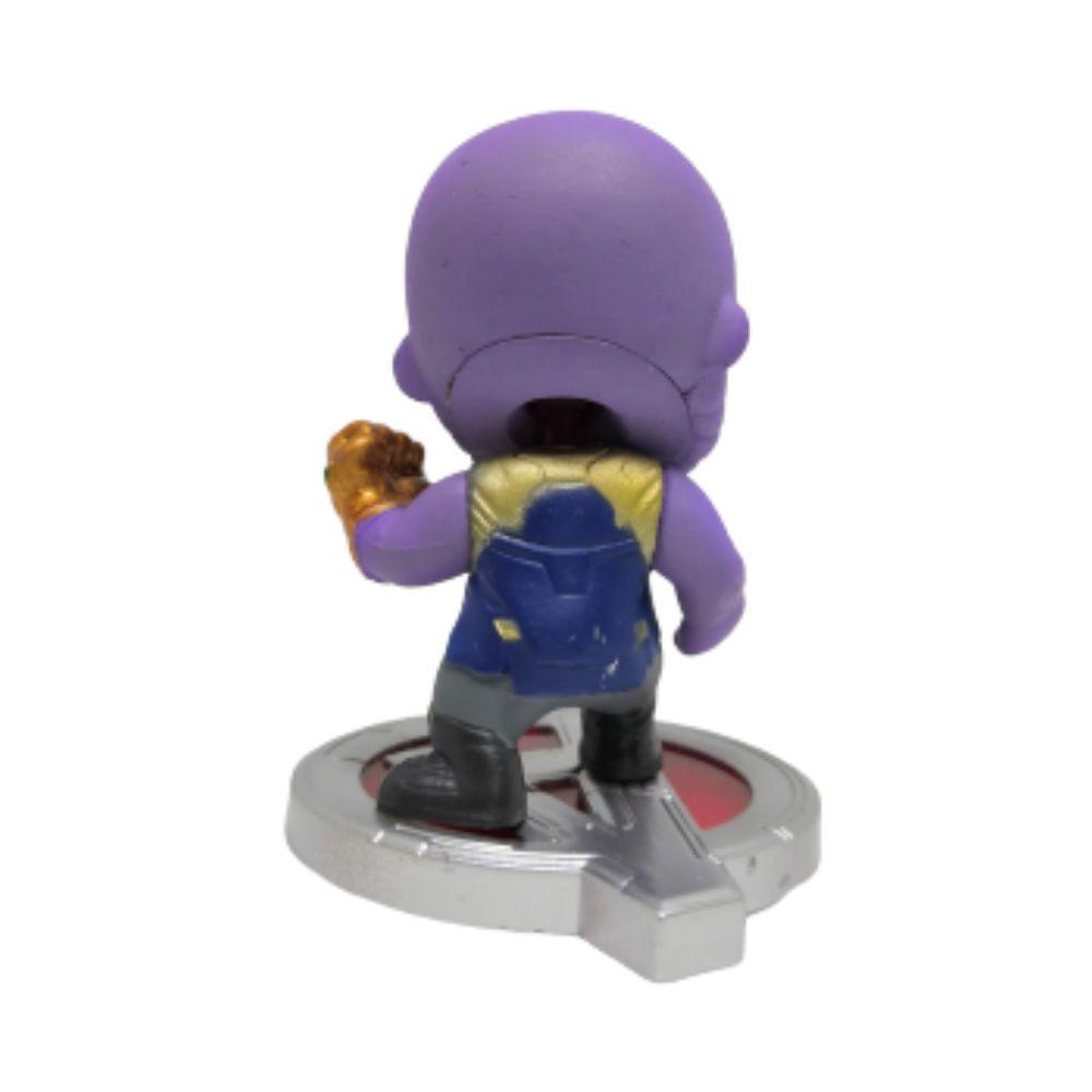 Figure Thanos - Vingadores Marvel - 4CM