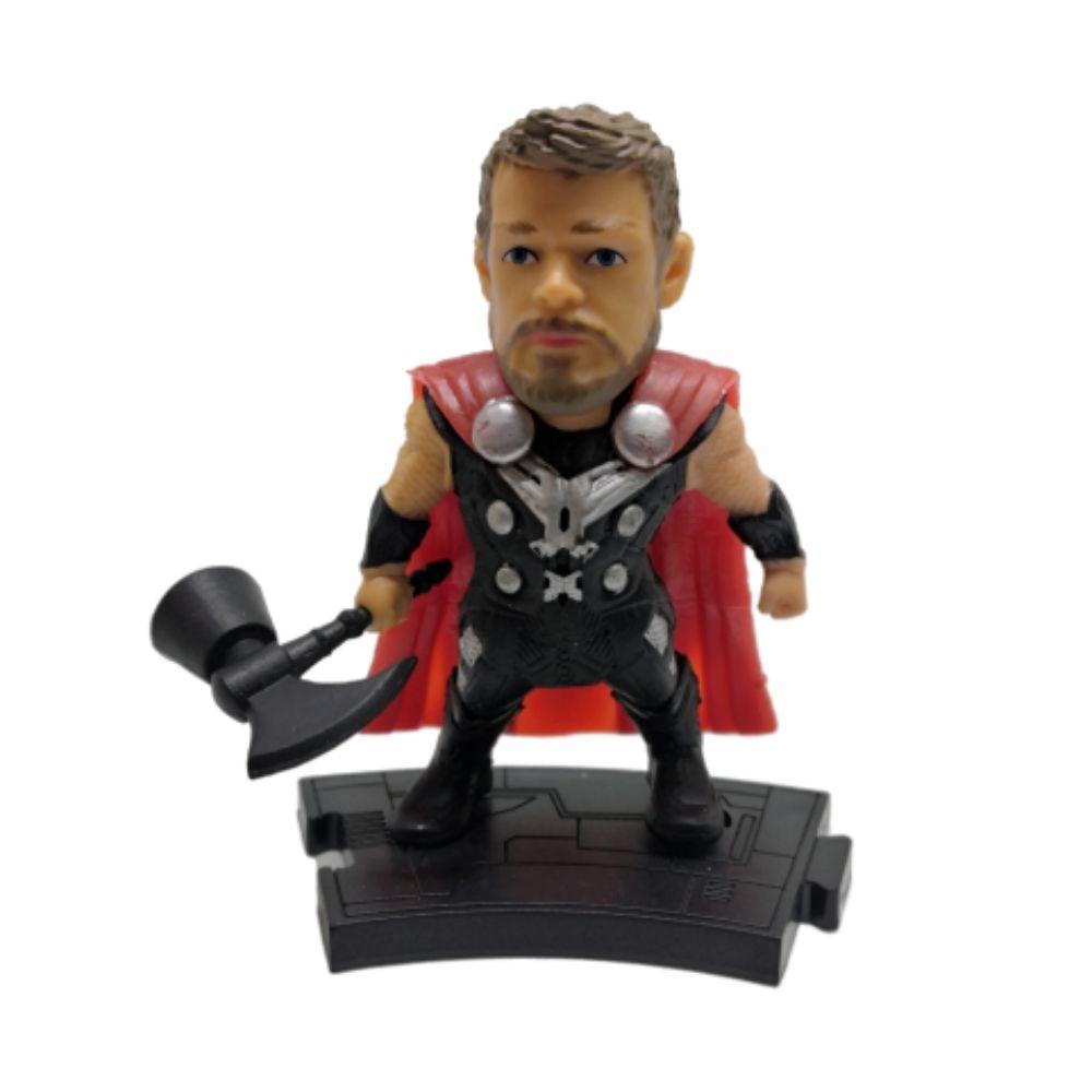 Figure Thor - Vingadores Marvel - 9CM