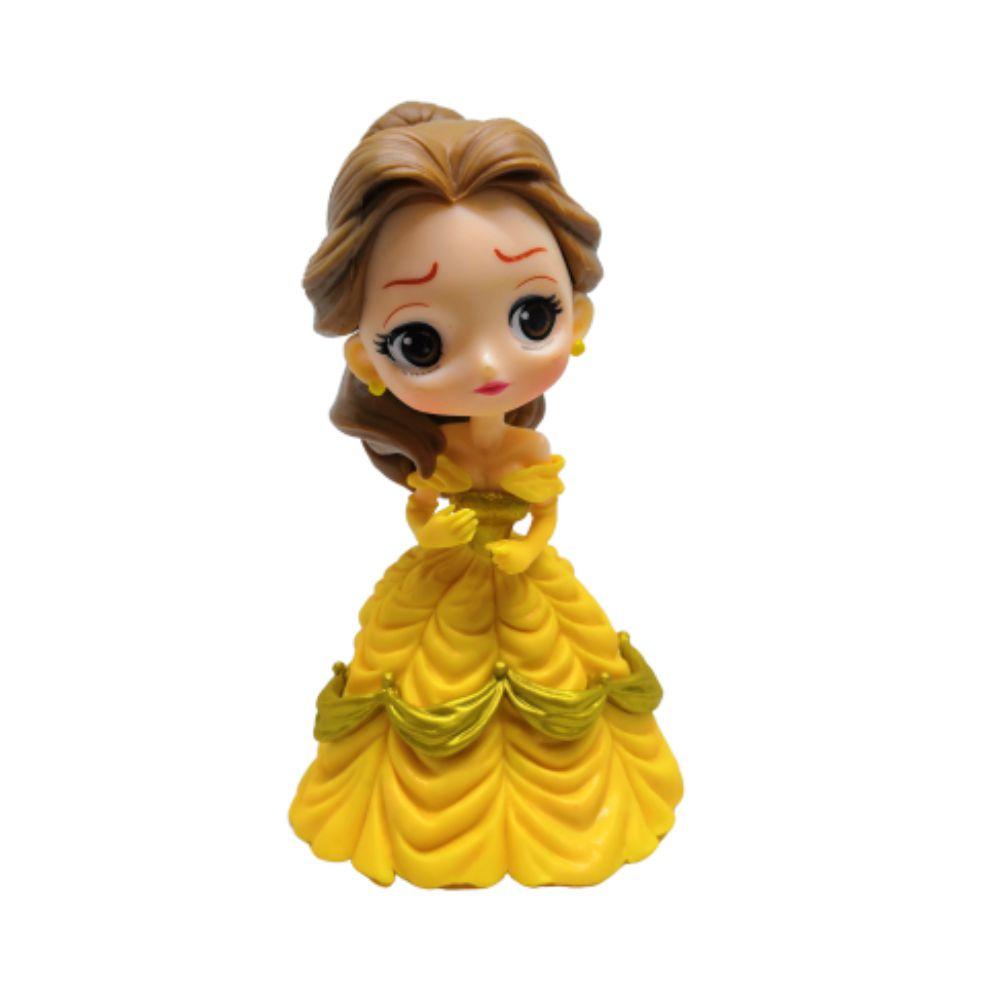 Figure Princesa Bela - Disney A Bela E A Fera - 15CM