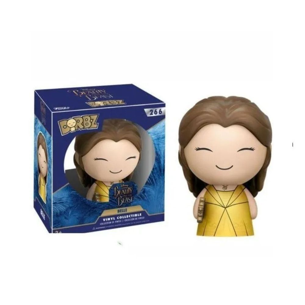 Belle 266 - Beauty and the Beast - Dorbz - Funko