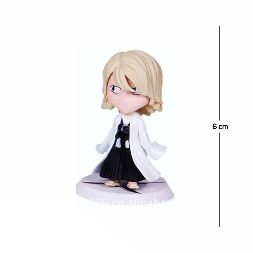 Action Figure Bleach Kisuke 6CM PVC