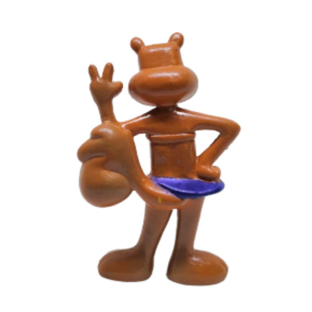 Figure Sandy - Bob Esponja Calça Quadrada - 4CM