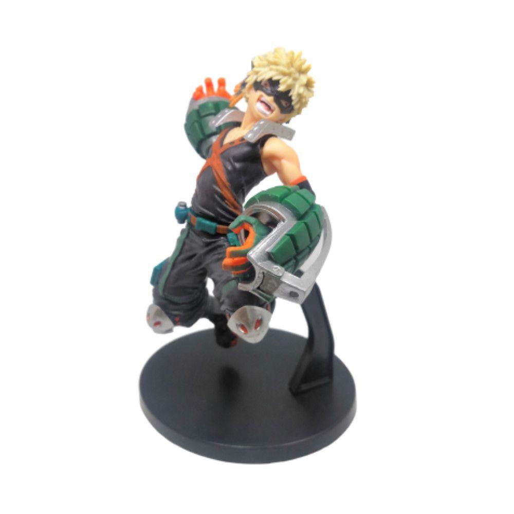 Figure Katsuki Bakugou - Boku no Hero - 17CM